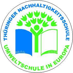 Logo von Umweltschule in Europa/Thüringer Nachhaltigkeitsschule